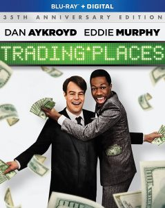 Trading Places 35th Anniversary Edition Blu-ray