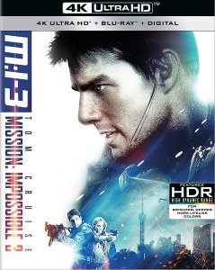 Mission Impossible 3 4K