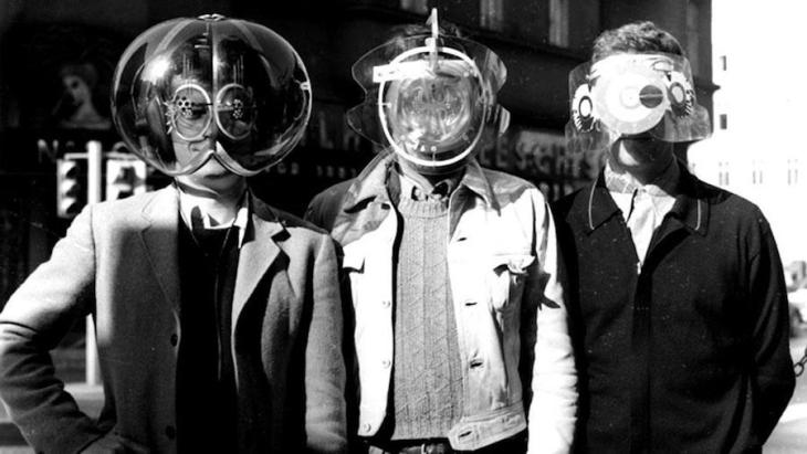 Tres Weirdos