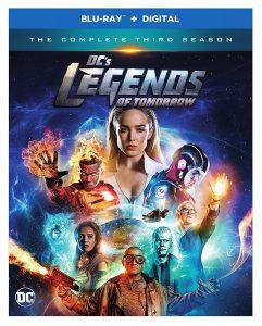 DCs Legends of Tomorrow Season Three