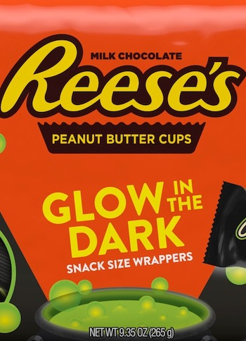Glow in the Dark Reeses