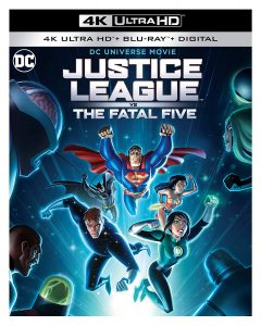 Justice League vs. Fatal Five