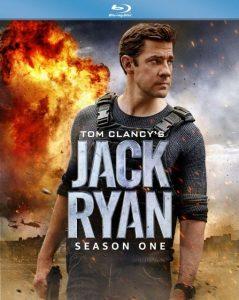 Jack Ryan Season One Blu-ray