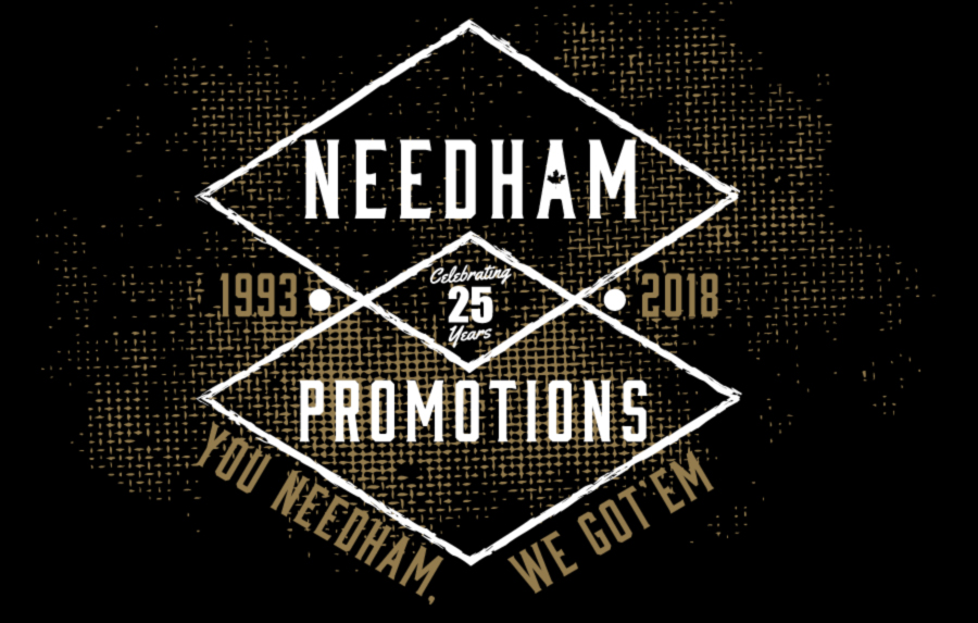Needham 25 Years Logo
