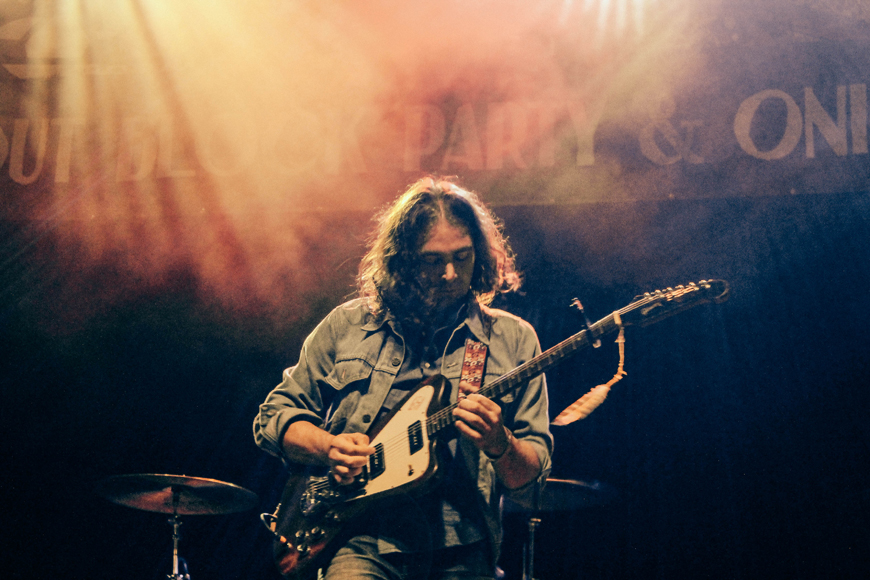 The War On Drugs @ AVClub Fest 2014 - Chicago