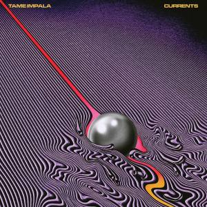 Tame Impala - Currents Cover Art
