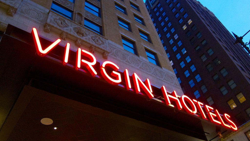 Virgin Hotel - Chicago | Photo c/o Conde Nast