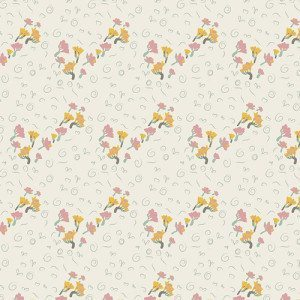 LOVE this print by Sara Lawson, the voile is so soft and flowy!
