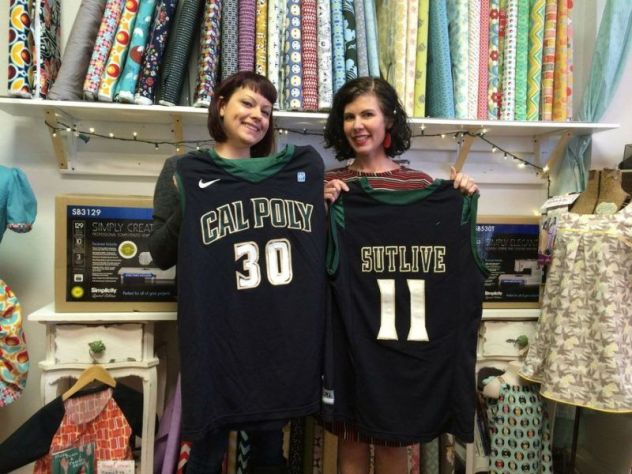 Local lightning-fast sewing machines save day for victorious NCAA basketball team