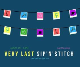 Very Last - Sip'N'Stich