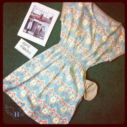 April Rhodes - Staple Dress - Sewing Garments