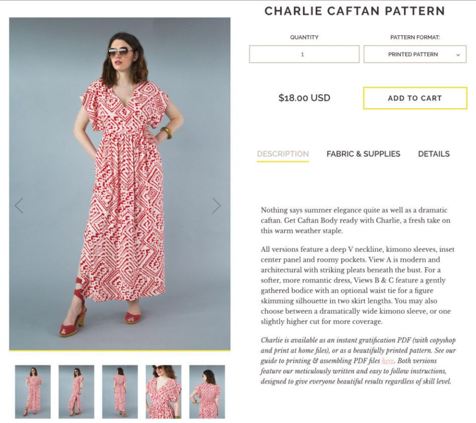 Charlie-Caftan-Pattern-Kaftan-Pattern-Closet-Case-Patterns-2017-08-04-13-15-08 Fall into Love; 10 Sewing Patterns Perfect for Autumn - 2017