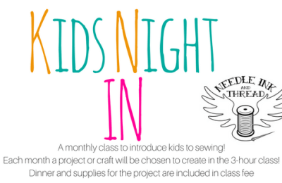 kids night in