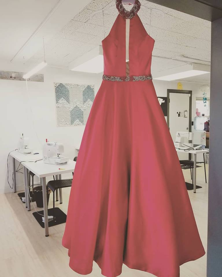 Homecoming and Wedding Alterations and Fittings