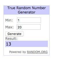 winner 50 little gifts