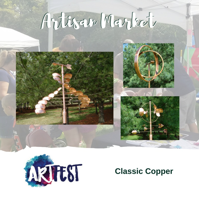 Classic Copper - ARTFest