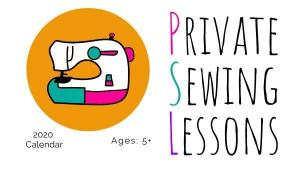 Private Sewing Lessons - sewing lessons and workshops