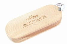7 Inch Quilter's Tailor Wooden Clapper Tool Steam Iron Set a Seam Sewing Quilting-1