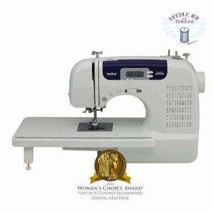 -Brother Sewing and Quilting Machine, CS6000i,_