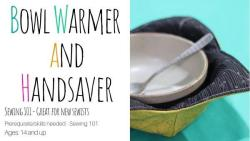 bowl warmer hand saver bowl koozie