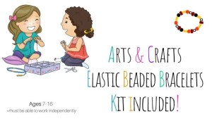 Arts and crafts Beaded Bracelets
