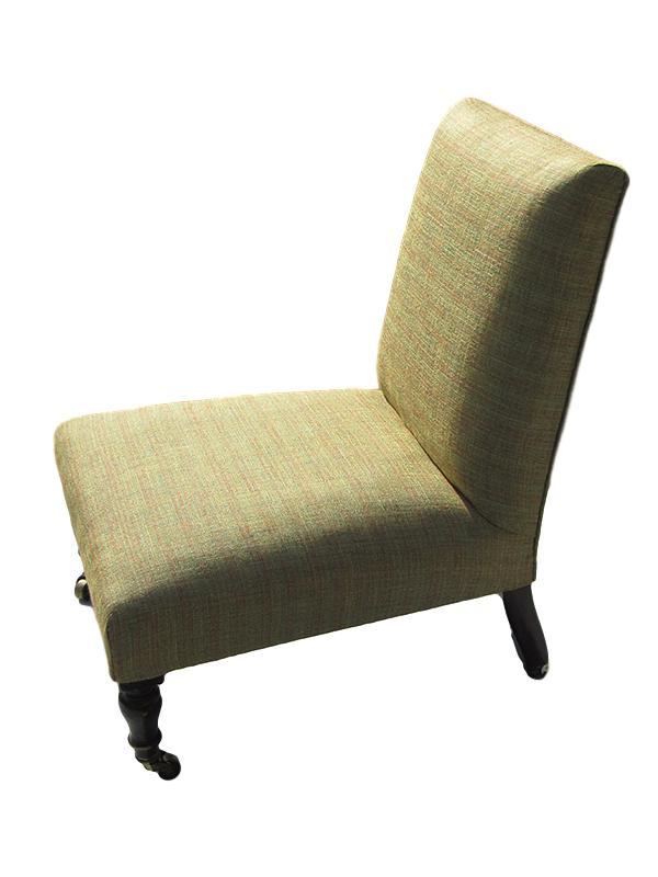 Victorian Nursing Chair.