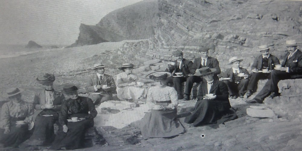 Victorian era at Needle Rock