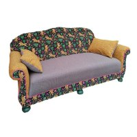 Leopard Suite sofa