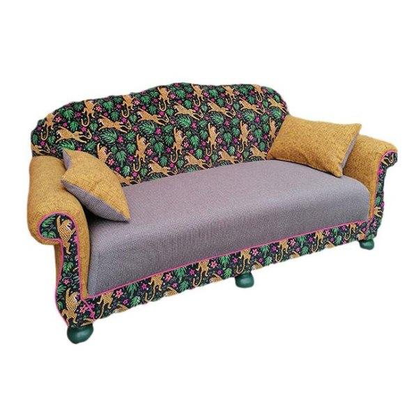 Leopard Suite sofa
