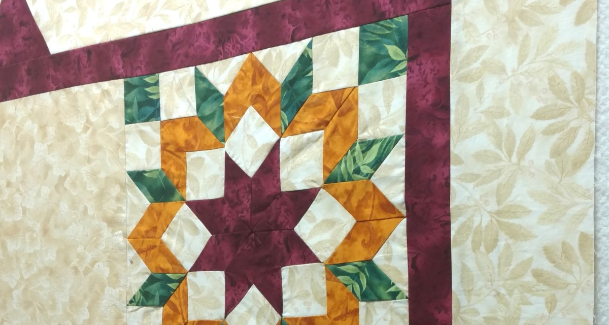 Quilting Border Design