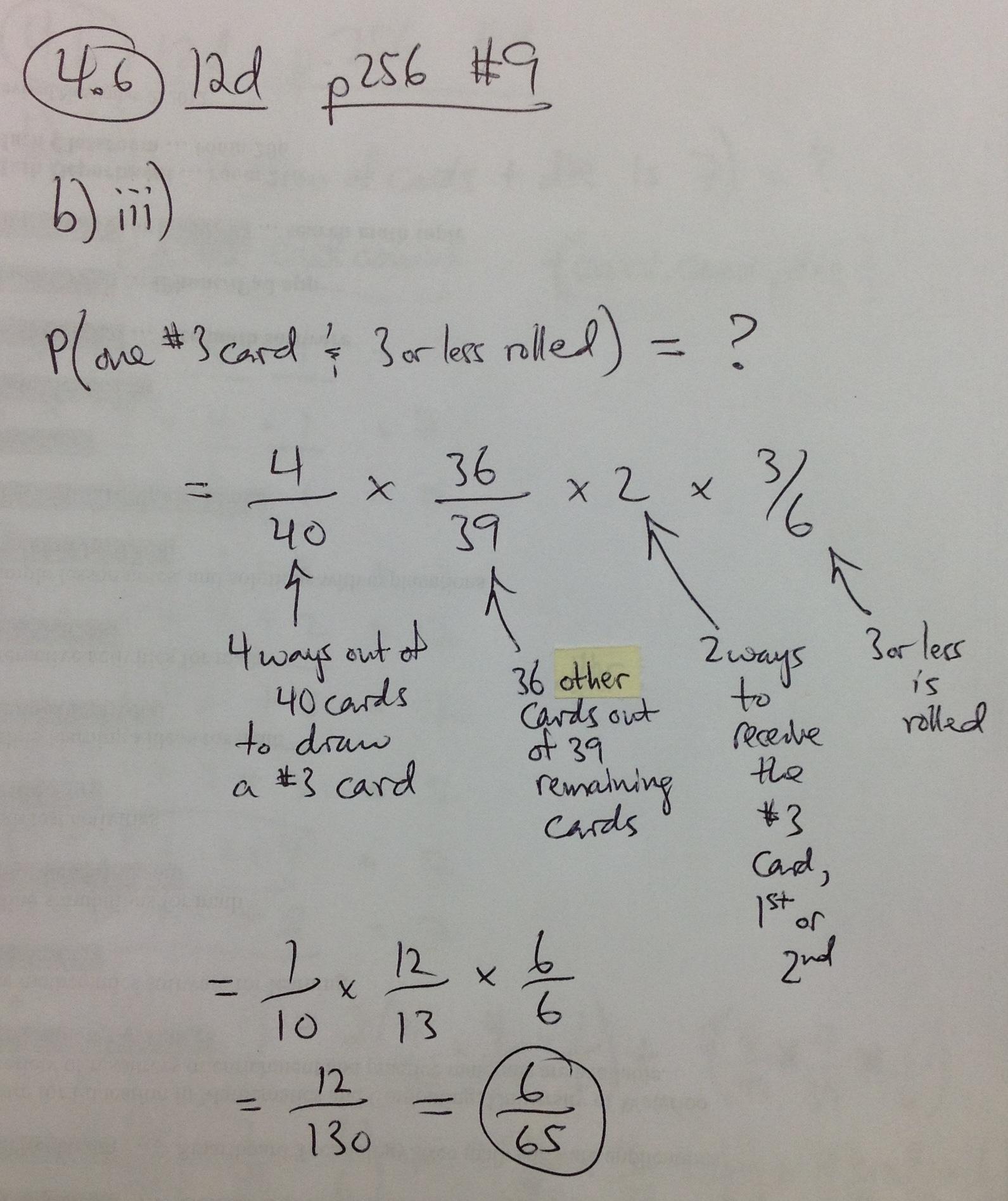 12th Grade Math Problems