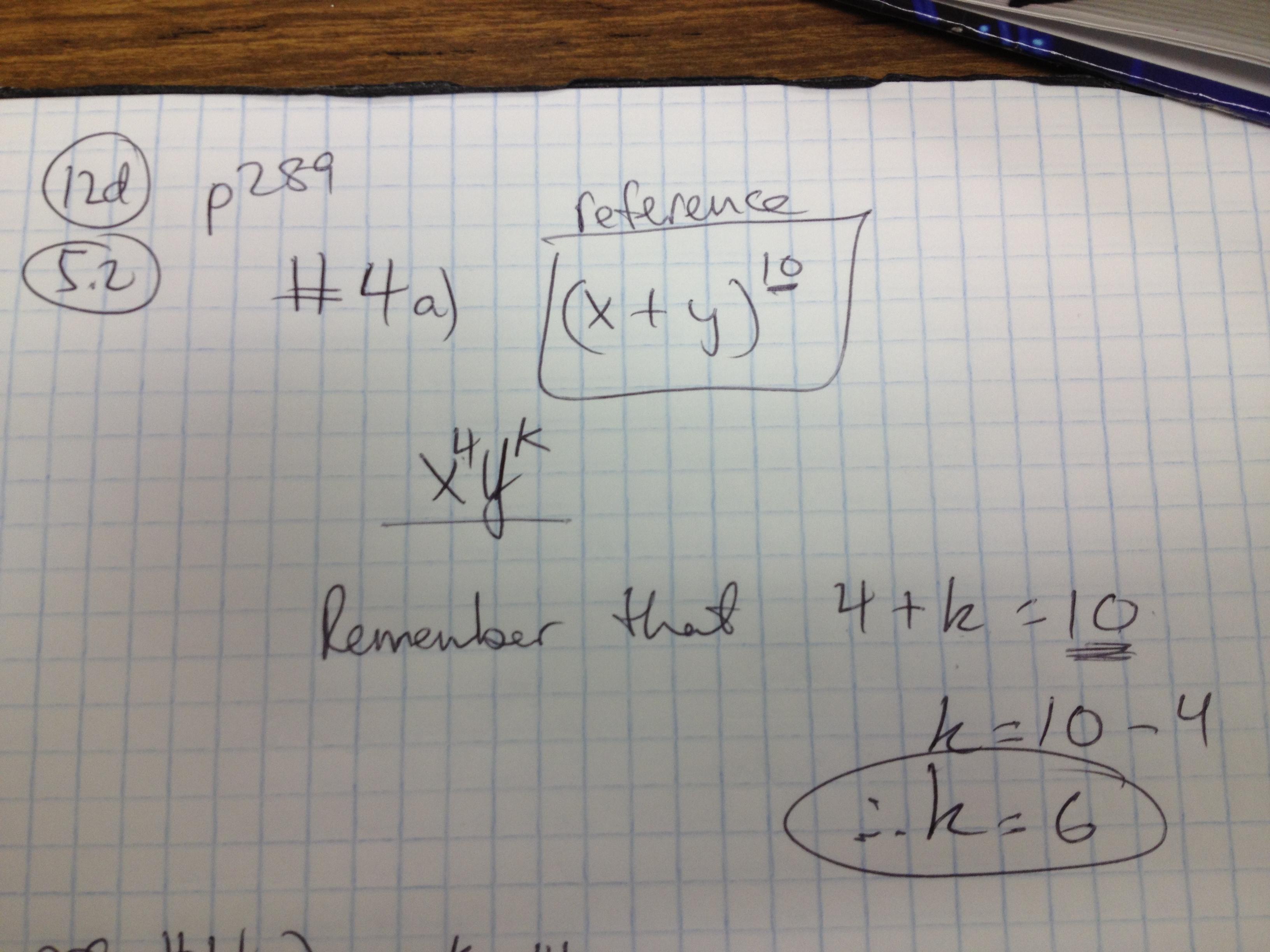 Need Math Help Grade 12 Mathematics Ontario Canada