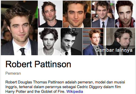 Robert Pattinson artis terkaya majalah forbes