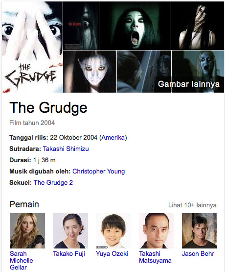 film horor barat terbaik