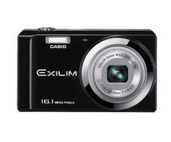 Casio Exilim EX-ZS6 - Kamera Casio harga 1 jutaan