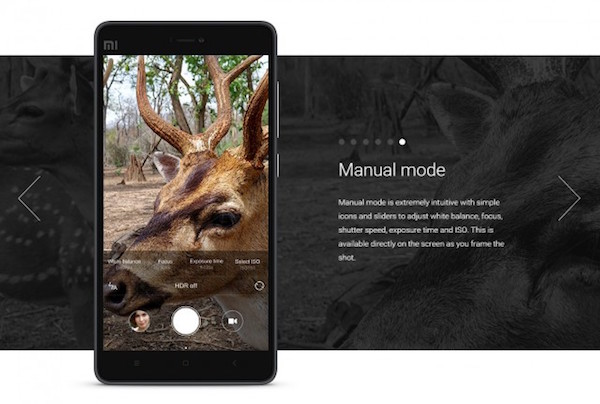 mode manual pada kamera xiaomi mi4i
