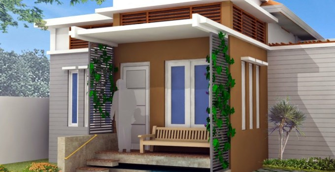 Desain Rumah Minimalis yang Cantik untuk Keluarga Kecil