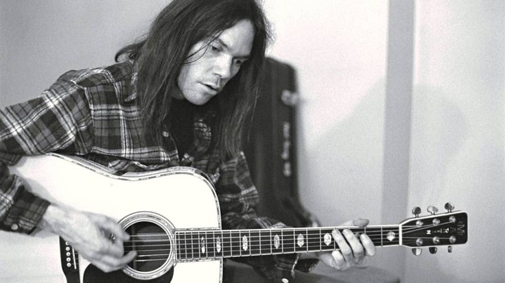 Neil Young 1969 Photo Gallery NSF
