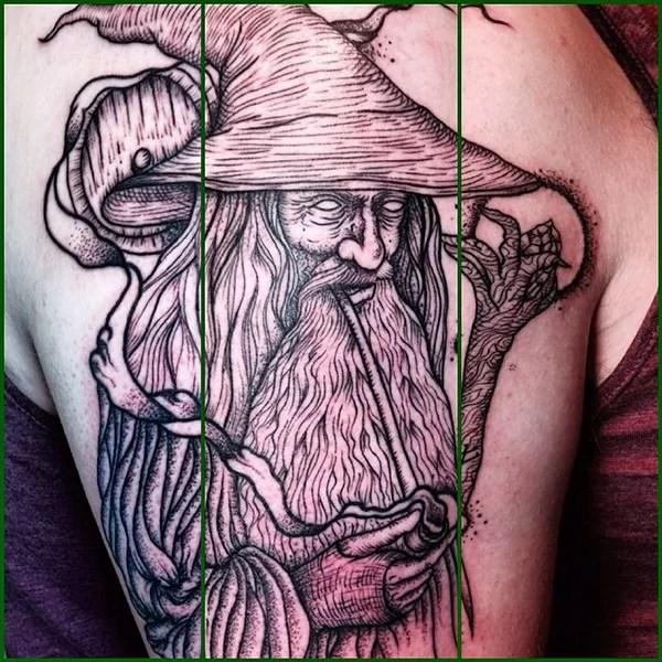62 Amazing Gandalf Tattoos NSF MUSIC STATION Part 2