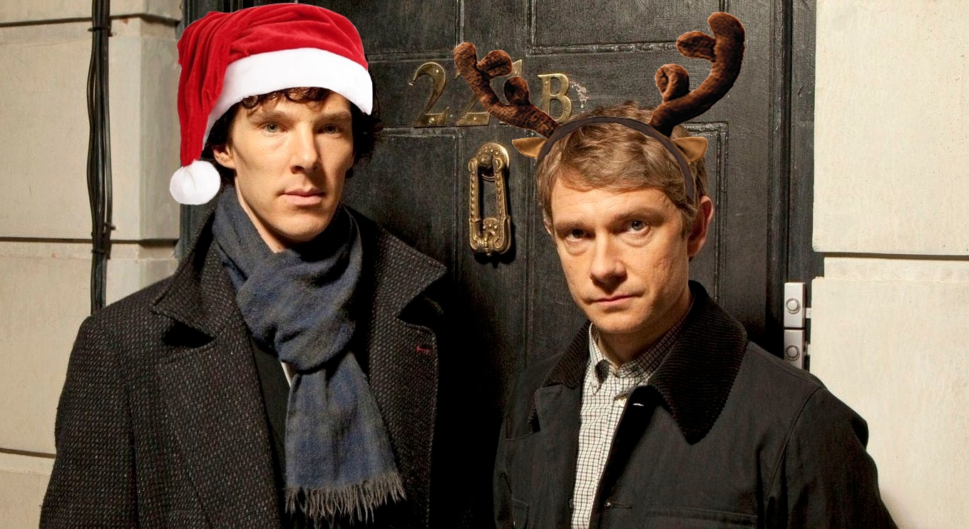 20 Lovely Sherlock Christmas Images And Gifs NSF MUSIC