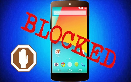 Tricks to Access Blocked Website for Blackberry