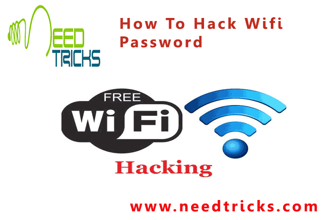 How To Hack Wifi Password