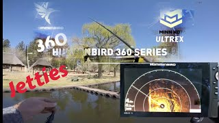 Humminbird 360 Series – On the water EP2 – Jetties