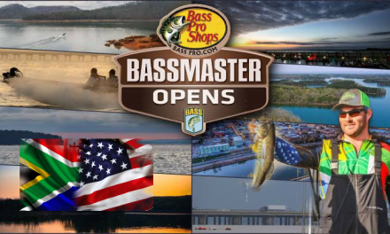 BASSMASTER  OPENS 2020 HERE I COME!