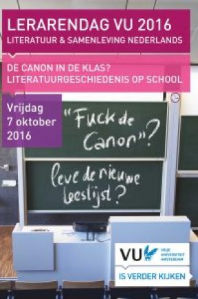 Folder-Lerarendag-Nederlands-VU-2016