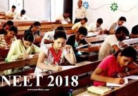 NEET UG 2018 Application Updates