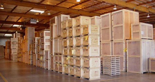 Wood Crates Expendable Packaging Nefab North America