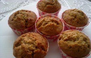 havuclu-cevizli-cupcake