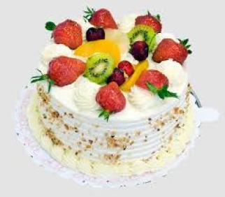 Meyveli Pasta Tarifi - Pasta Tarifleri