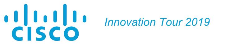 Cisco NL Strategic Innovation Tour 2019